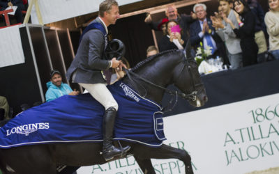 Top riders find their way to CSI5*-W Helsinki
