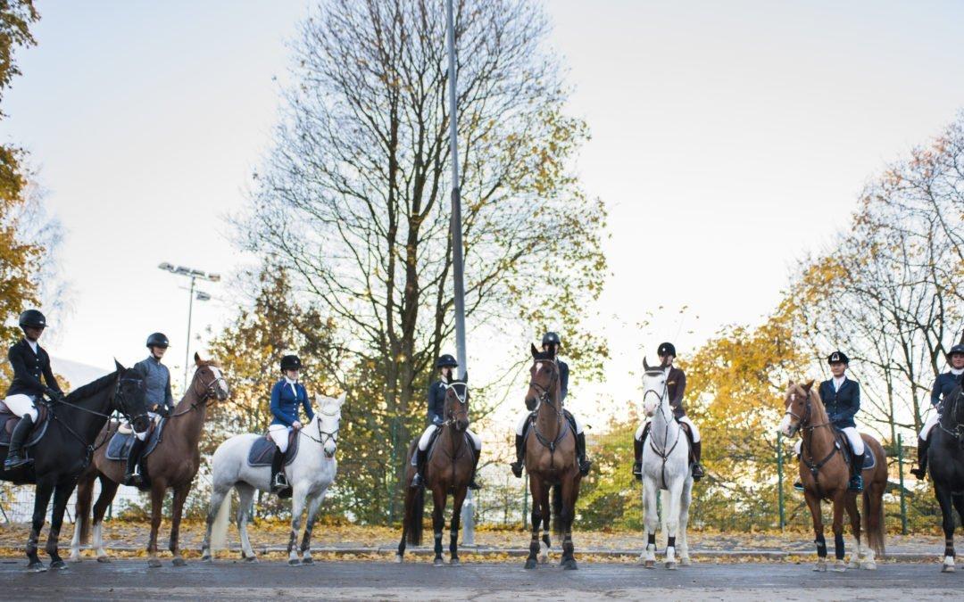 Helsinki Horse Show karsintajärjestelmä 2018 vahvistettu