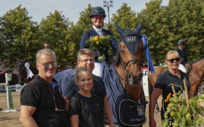 Helsinki Horse Show mukana Hangon SeaHorse Weekissä