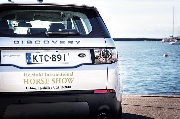 Land Rover – ratsastajien valinta