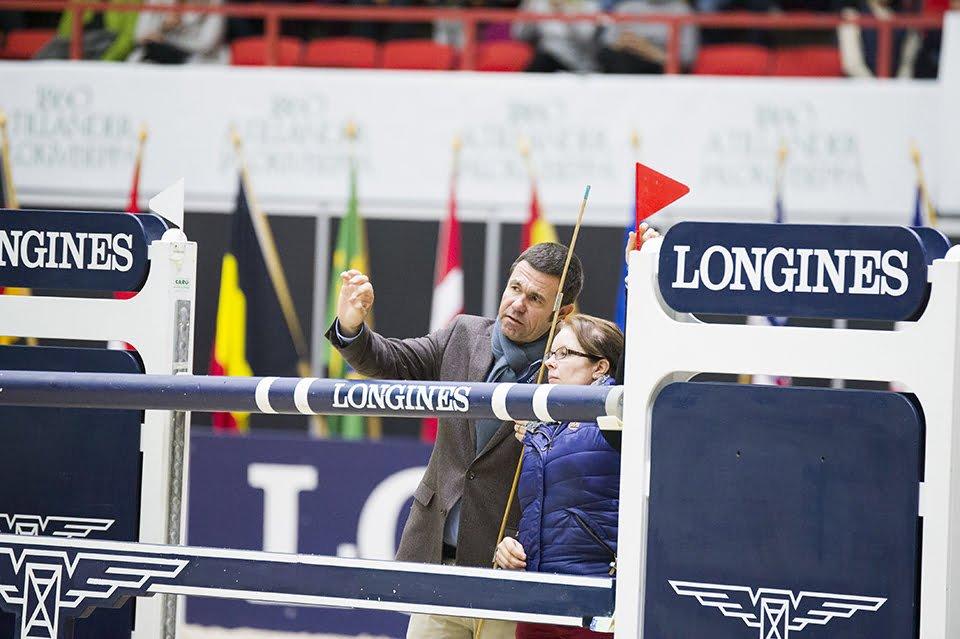 Haastattelussa Helsinki Horse Show'n ratamestari, brasilialainen Guilherme Jorge