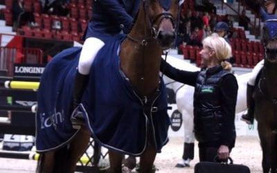 Vilma Lappalainen ja Chicolino ovat Lucky Winners voittajat