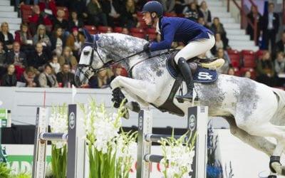 Saksan kivenkova maajoukkue Helsinkiin! Maailmancupin voittajat Ahlmann ja Deusser starttaavat Horse Show'ssa