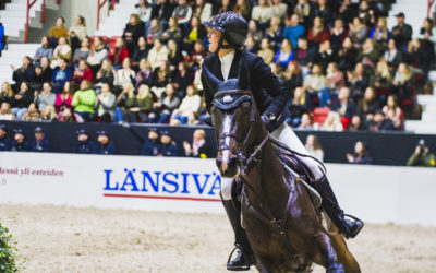 Maailmancupin finaalissa 11 Helsingin ratsastajaa