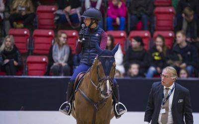 Nina ja Juuli hyppäävät Talent of the Year -hevosilla