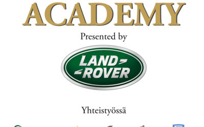 Helsinki Horse Show & Land Rover Academy-ehdokkaat valittu!