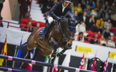 International Helsinki Classics 150cm voitto Viroon