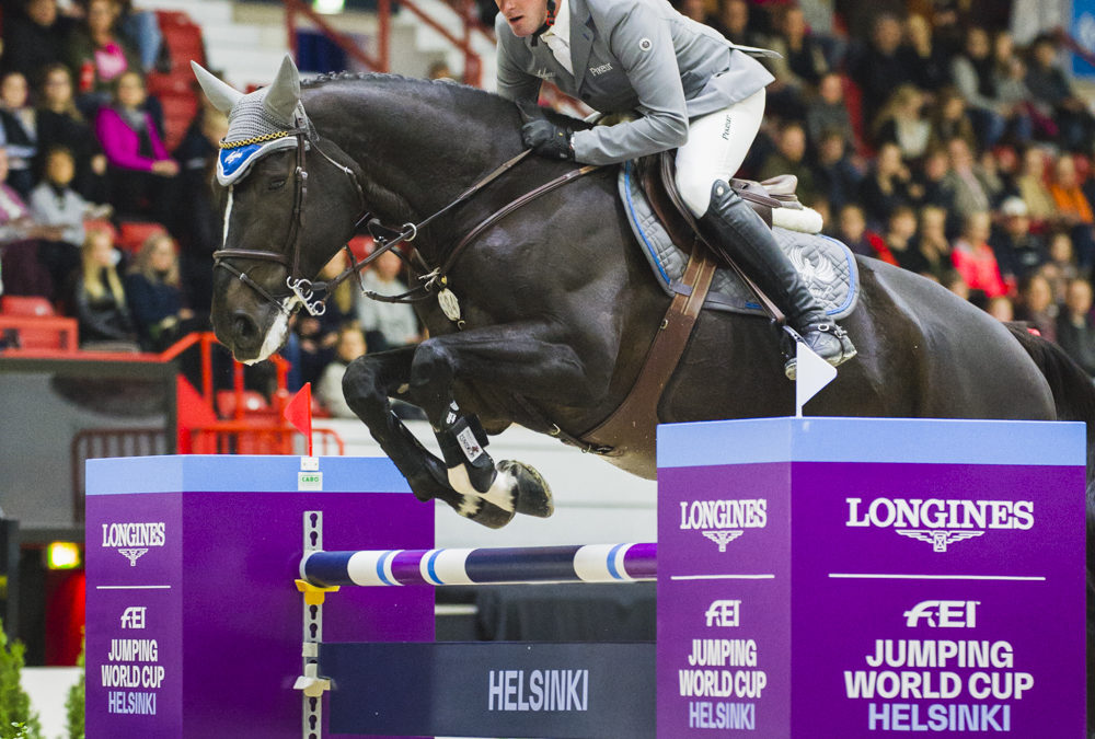 Helsinki Horse Show renews contract with Yle
