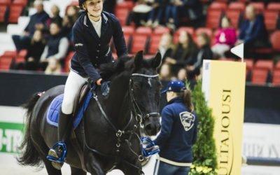 Natalia Strömberg ja Elli Viemerö ensimmäiset voittajat