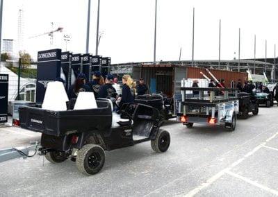 Sähköiset lava-autot