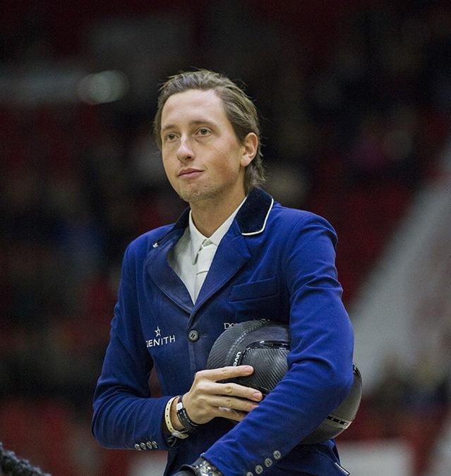 Tuore Euroopanmestari Martin Fuchs kilpailee Helsingissä!