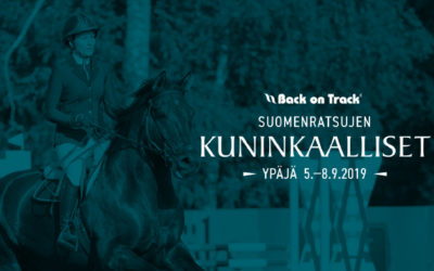 Suomenratsujen Kuninkaalliset keräävät yli 500 kansallisrodun edustajaa Ypäjälle
