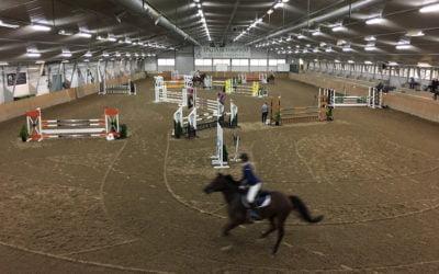 Ypäjä Horse Show'n tunteita nostattava päätöspäivä