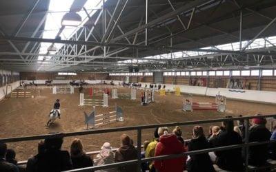 Ypäjä Horse Show'n sykähdyttävä toinen kisapäivä