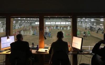 Ypäjä Horse Show'n vauhdikas ensimmäinen päivä