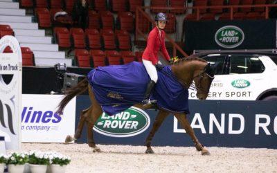 Christelle Littusen A D Reed nuorten hevosten Talent of the Year