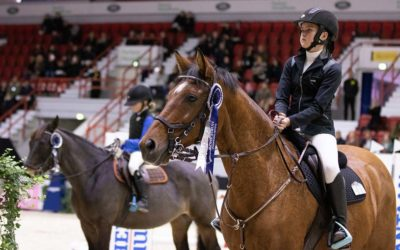 HIHS 2019 käynnistyi Amateur Tourilla – keskiviikon voittajat Jenna Holopainen, Peppi Koski ja Emma Vainikka