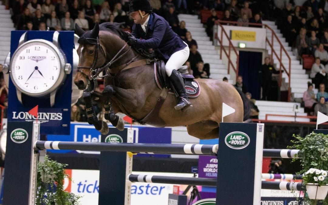 Helsinki Horse Show 2020 program soon ready – Ticket Sales starts on Valentines Day