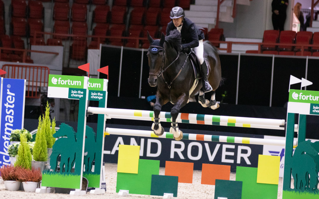 Olivier Robert jumps to victory in the Speed Final