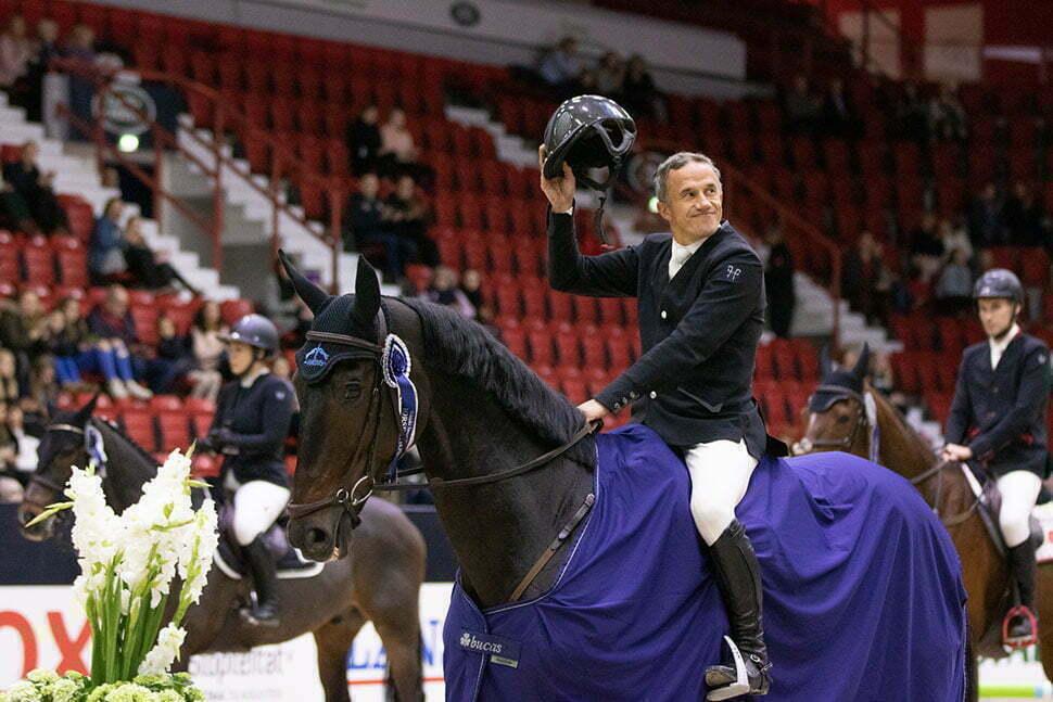 Vauhdikkaan finaalin voittaja Olivier Robert, Henna Maria Kaaro tuli toiseksi