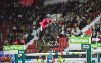 Uutinen Helsinki Horse Show´n ympäristöohjelmasta levisi ympäri maailman