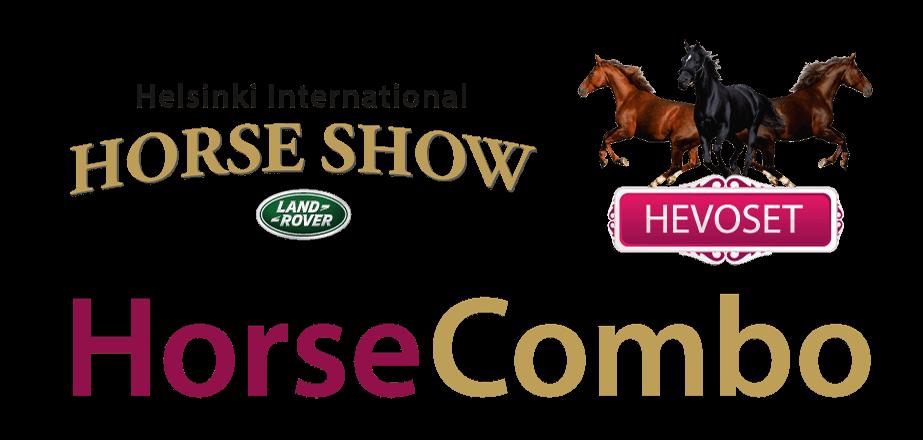 HorseCombolla HIHSiin ja Hevoset-messuille