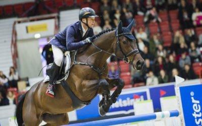 Michael Jung voitti, Wilma Heikkinen neljäs ja Susanna Granroth viides