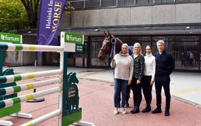 Helsinki Horse Show lehdistötilaisuus 1.10.