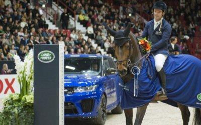 Helsinki Horse Show julkaisi ohjelmansa