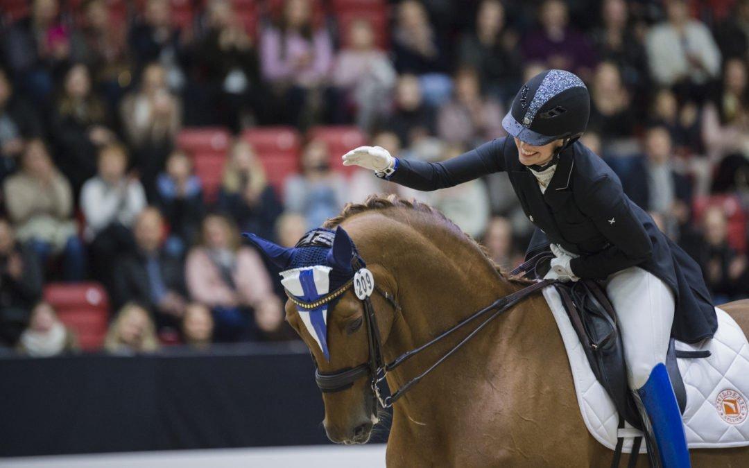Insinööriliitto ja Horse Show: Kuukauden sponsorointinosto
