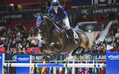 Helsinki Horse Show'n karsintajärjestelmää muutetaan tarvittaessa