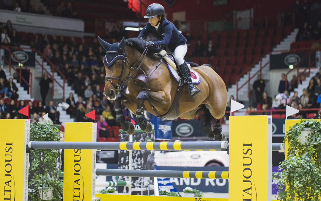 Kultajousi-konserni Helsinki Horse Show'n kruununjalokivi