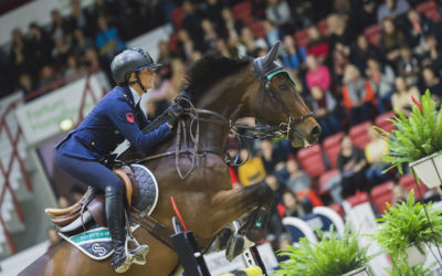 CSI5*-W Helsinki in October – full gallop or half-halt?