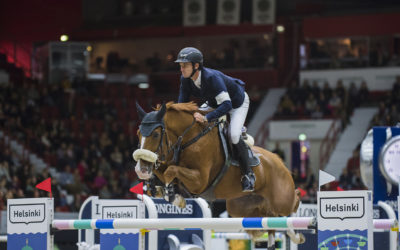 Steve Guerdat shines in Bordeaux – Anna-Julia Kontio made an international comeback
