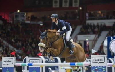 Steve Guerdat vahvassa iskussa Bordeaux'ssa – Anna-Julia Kontio teki kansainvälisen paluun!
