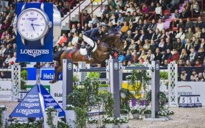 CSI5*-W Helsinki Horse Show with high profile towards 2022