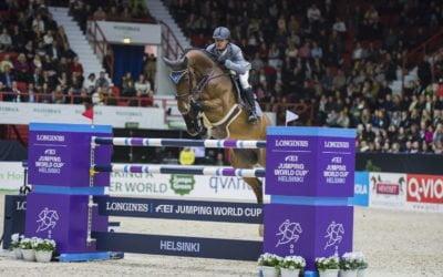 Helsinki Horse Show sai jälleen maailmancup-oikeudet
