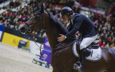Preparations for Helsinki Horse Show continue