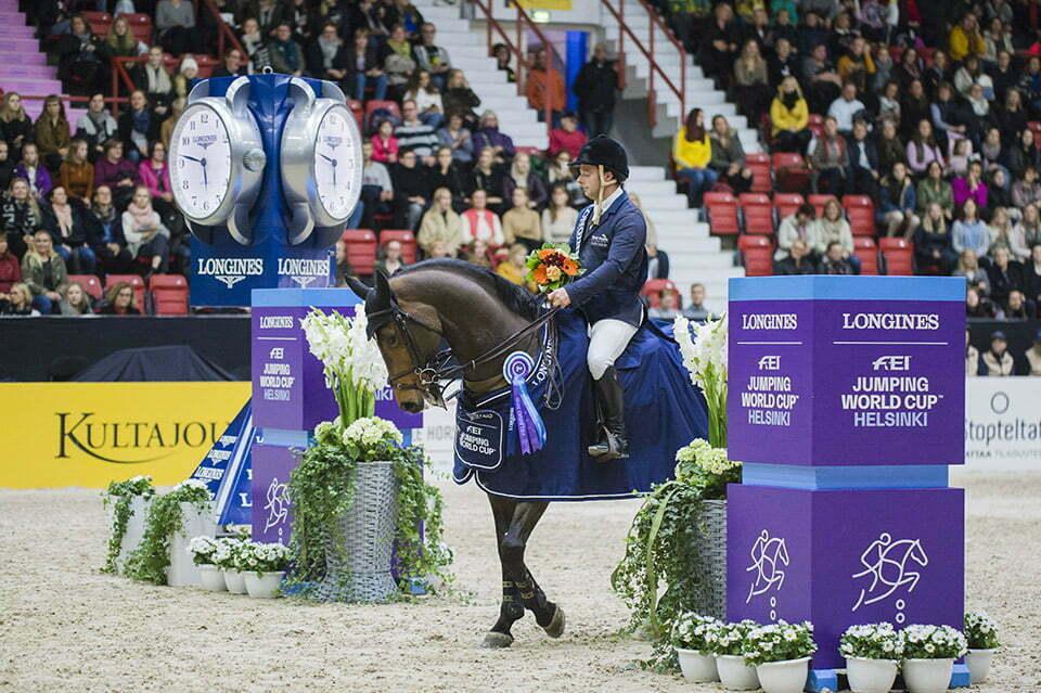 Helsinki Horse Show siirtyy syksyyn 2021 – Maailmancup-status säilyy