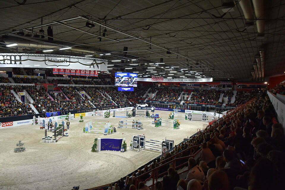 Helsinki Horse Show Helsingin Jäähallissa myös ensi vuonna