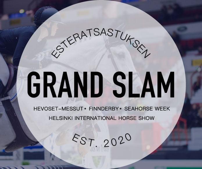 Esteratsastuksen Grand Slam siirtyy kaudelle 2021
