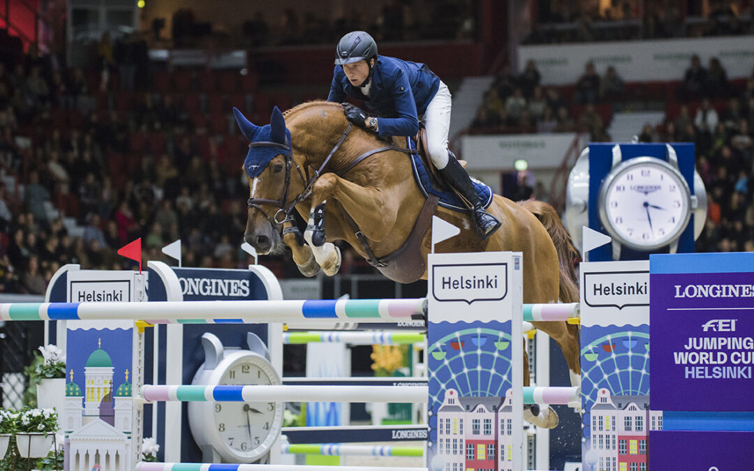 Missä Horse Show laukkaa tällä hetkellä?