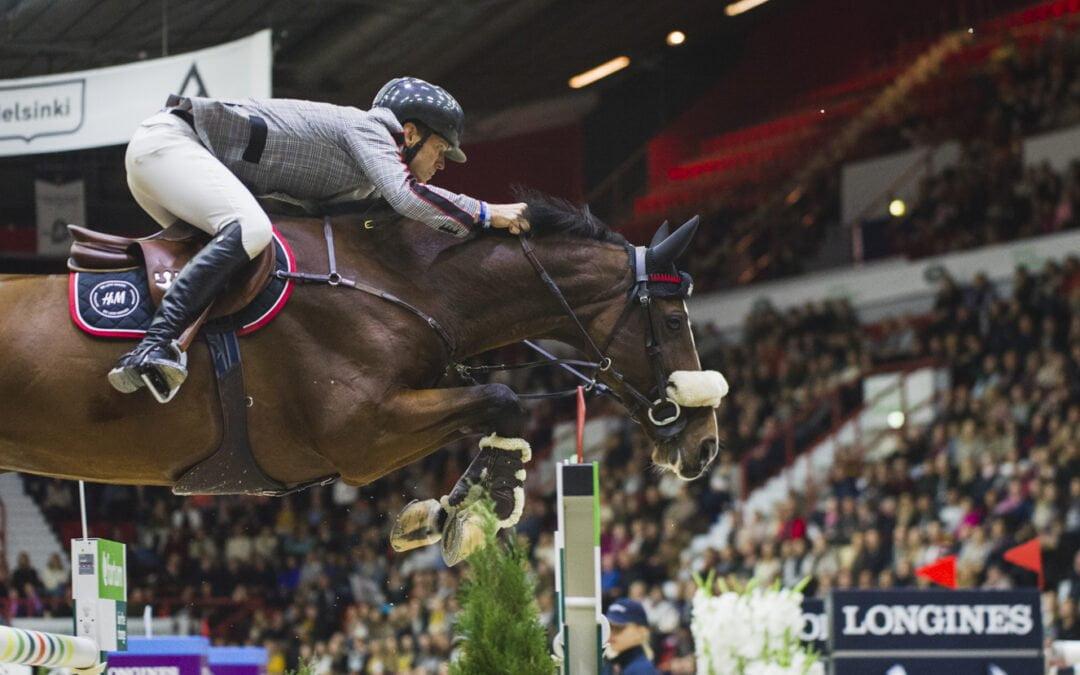 Horse Show on tarjonnut unohtumattomia hetkiä ratsastajille
