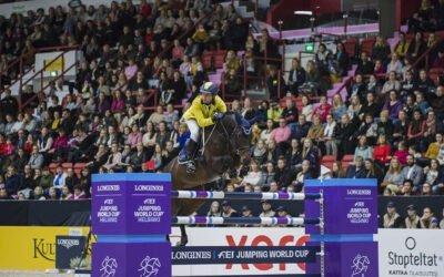 Horse Show'lle huippumenestys kovassa kansainvälisessä seurassa – hopeasija Sports Business Awards 2020 -gaalassa