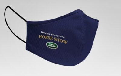 Myynnissä suosittu Horse Show -maski
