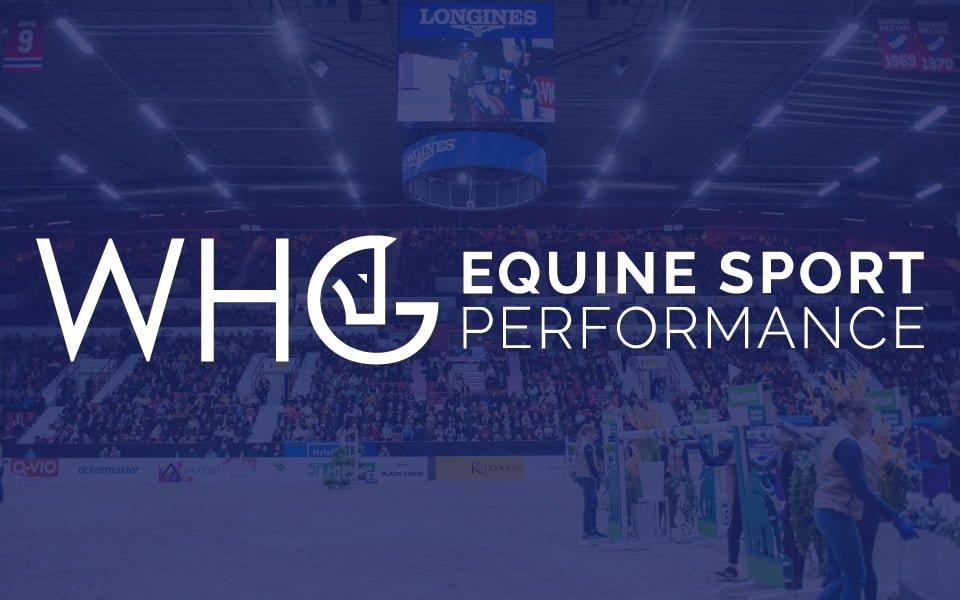 WHG Equine Sport Performance vastaa Helsinki Horse Show'n hevosten hyvinvoinnista