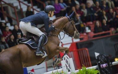 Helsinki Horse Show siirtyy vuoteen 2022